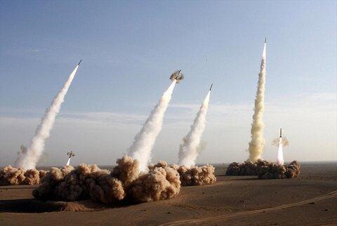 قدرت موشکی ایران