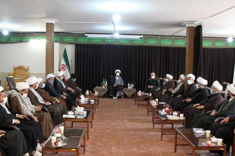 تصاویر / برگزاری نشست ماهانه ائمه جمعه استان همدان