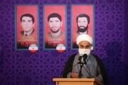 حق جهاد را با ایستادگی پای ارزشهای دفاع مقدس ادا میکنیم