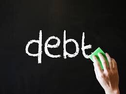 Little debt comes longer life