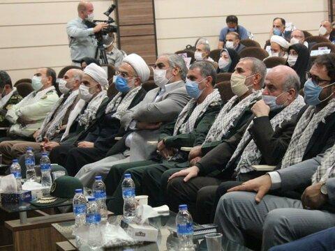 تصاویر|آیین تجلیل و تکریم پیشکسوتان دفاع مقدس استان کردستان