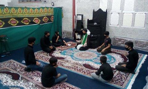 تربیت بلبلان حسینی