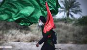 صور فنية لزائري مرقد الامام الحسين(ع) من اقصى جنوب العراق نحو كربلاء مشيا على الاقدام للمشاركة بزيارة الاربعين المليونية