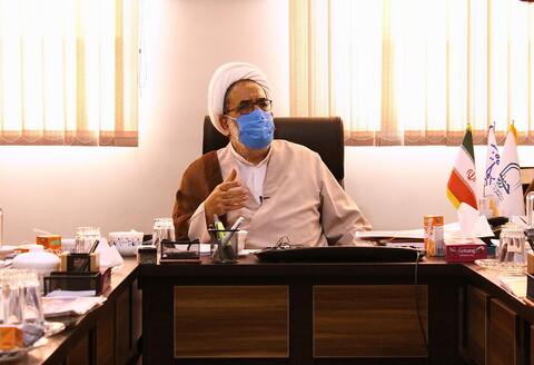 تصاویر/ بازدید رئیس بسیج اساتید و نخبگان حوزه علمیه از خبرگزاری حوزه