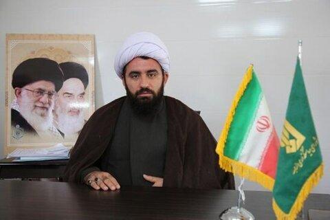 حجت الاسلام محمد جواد فاطمی نسب- امام جمعه سرپل ذهاب