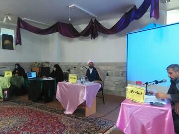 پایان نامه «نقد جامعیت حداکثر قرآن» دفاع شد
