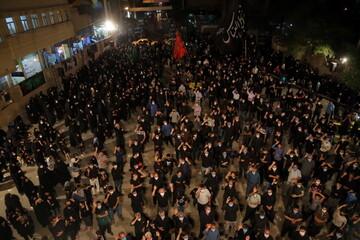 تصاویر / اجتماع عزاداران حسینی شهرقائم