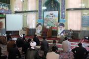 تصاویر/ نشست بصیرتی در مدرسه علمیه آیت الله آخوند همدان