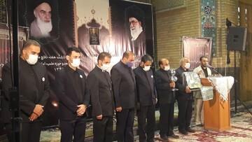 تصاویر/ یادواره شهدا در مسجد امام حسین(ع) تهران