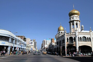 South Africa  Mosques open their doors to the public on heritage day