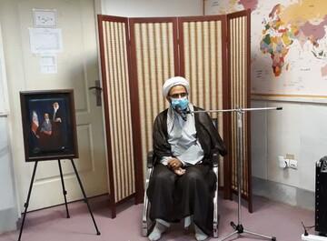 تجلیل مدیر حوزه علمیه تهران از حجت الاسلام والمسلمین پناهیان