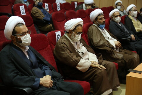 تصاویر/ همایش تجلیل از سه دهه مجاهدت تبلیغی حجتالاسلام والمسلمین نبوی