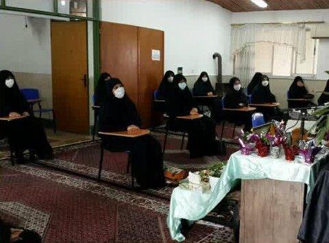 مدرسه علمیه الزهرا(س)محمودآباد