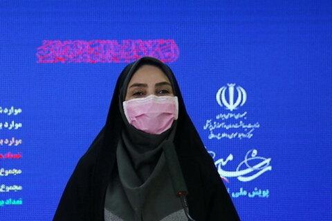 دکتر سیما سادات لاری- سخنگوی وزارت بهداشت