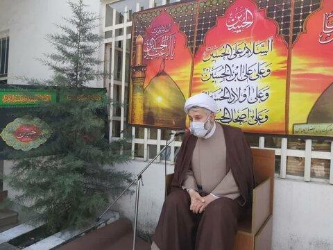 معاون تبلیغ حوزه علمیه مازندران