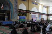 تصاویر / تودیع و معارفه امام جمعه جورقان همدان