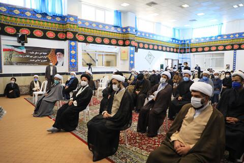 نشست بصیرتی هفته دفاع مقدس در مدرسه تخصصی امیرالمومنین(ع) بیرجند