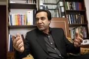 محمد گلریز: تا نفس دارم برای انقلاب، اهل بیت(ع) و ایران خواهم خواند