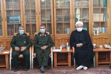 تقدیر نماینده ولی فقیه در کردستان از اقدامات جهادی سپاه