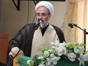 مدرسه علمیه ولیعصر(عج) تبریز میزبان پیشکسوتان روحانی دفاع مقدس