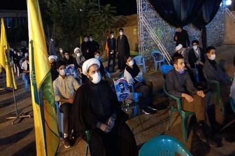 تصاویر/  مراسم یادواره شهدای طلبه و روحانی شهرستان ارومیه