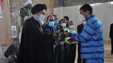 آزادی ۴۰ زندانی جرائم غیرعمد