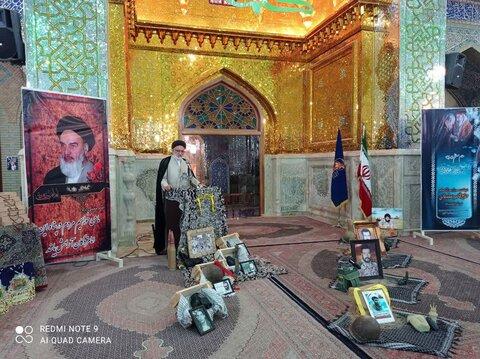 دبیر جامعه روخانیت شیراز
