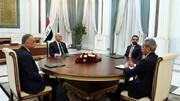 تاکید رؤسای چهارگانه عراق بر حمایت از مواضع آیتاللهالعظمی سیستانی