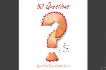"""82 Questions "" written by Ayatullah Dastaghaib Shirazi"