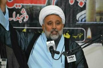 مولانا اعجاز حیدر مظاہری کا قم مین رضائے الہی سے انتقال ہوگیا ہے