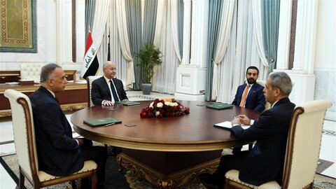 رؤسای چهارگانه عراق