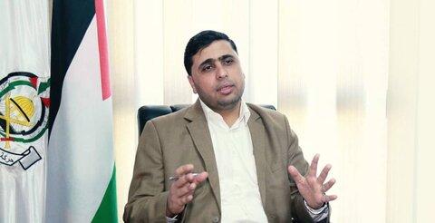 عبد اللطیف القانوع سخنگوی جنبش حماس