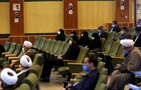 نشست مشترک اعضای کارگروههای تخصصی ستاد همکارهای حوزههای علمیه و آموزش پرورش
