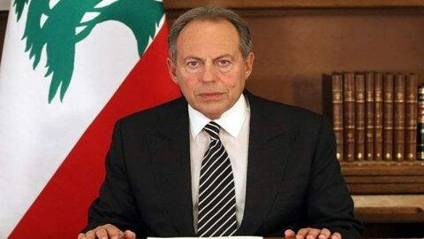 """""""امیل لحود"""" رئیس جمهور سابق لبنان"""