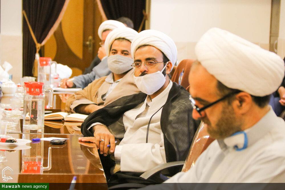 تصاویر/ جلسه هم اندیشی معاونین پژوهشی مدارس علمیه استان اصفهان