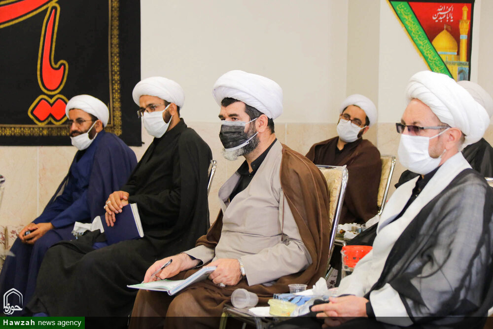 تصاویر/ جلسه نشست ماهانه مدیران مدارس علمیه استان اصفهان
