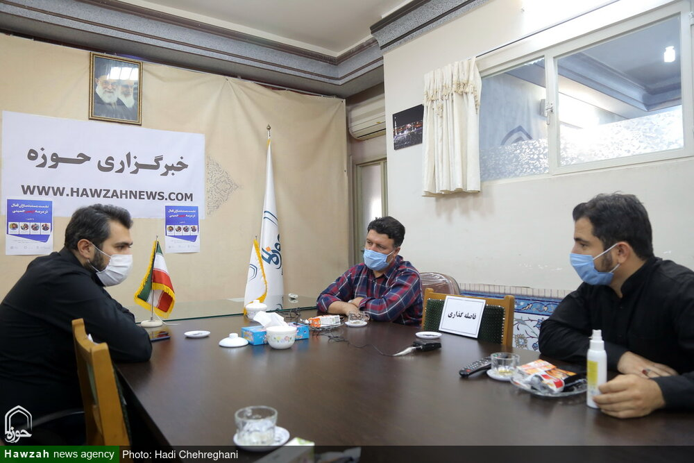 تصاویر / نشست مستندسازان فعال در عرصه اربعین حسینی