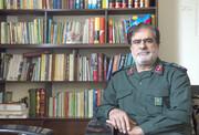 سردار جعفری از حضور روحانیون در میدان نبرد می گوید/ خاطراتی از استاد شیخ حسین انصاریان