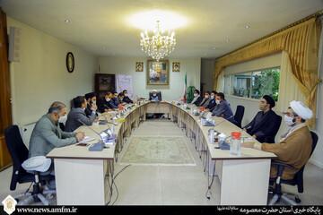 نشست مدیران نهادهای قرآنی استان قم برگزار شد