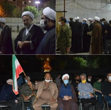 اساتید بسیجی حوزه تهران با دستاوردهای دفاع مقدس آشنا شدند