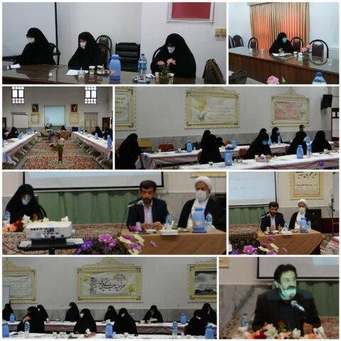 مدیر حوزه علمیه خواهران گلستان