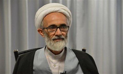 حجت الاسلام و المسلمین محمد مروارید
