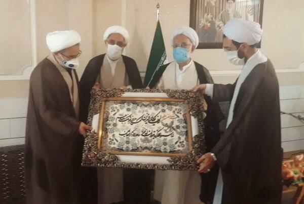 «ربیعی» سرپرست حوزه علمیه استان مرکزی شد
