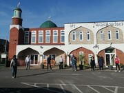 MP Victoria Prentis visits Banbury Mosque to thank volunteers for their service during coronavirus pandemic