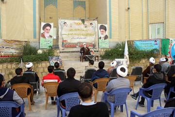 تصاویر/ مراسم آغاز سال تحصیلی جدید مدرسه علمیه امام خامنهای بجنورد