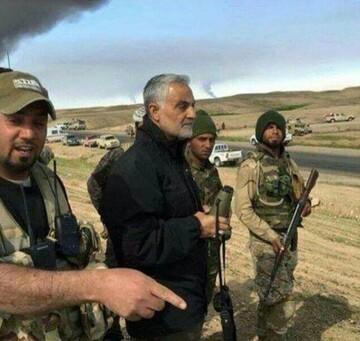 نگاهی به نقش سردار سلیمانی در تحولات مقاومت فلسطینیان در شبکه پرس تی وی