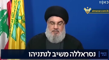 Nasrallah emerged victorious from media warfare against Netanyahu's missile claims: Israeli analysts