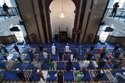 مساجد سنگاپور ظرفیت اقامه نماز را دو برابر میکنند