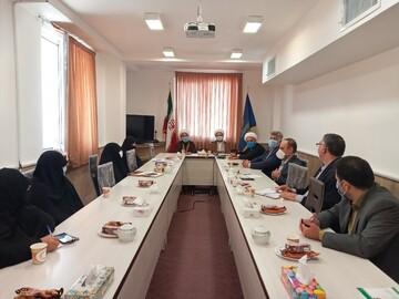نشست تعاملی صداوسیمای مرکز سمنان با حوزه علمیه خواهران این استان برگزار شد