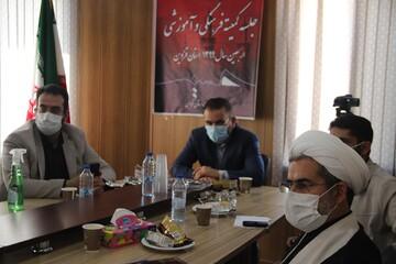 تصاویر/ سفر رئیس کمیته فرهنگی و آموزشی  ستاد اربعین حسینی کشور به قزوین